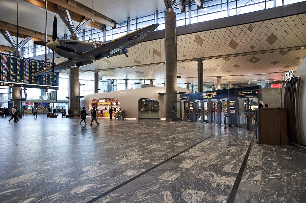Avinor Oslo lufthavn - Gardermoen - Coronakrisen - mars 2020