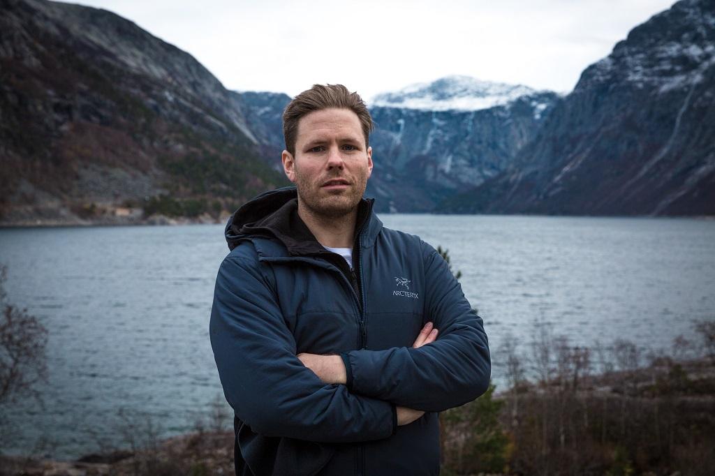 Andreas Skogseth - reiselivsdirektør - Visit Hardangerfjord