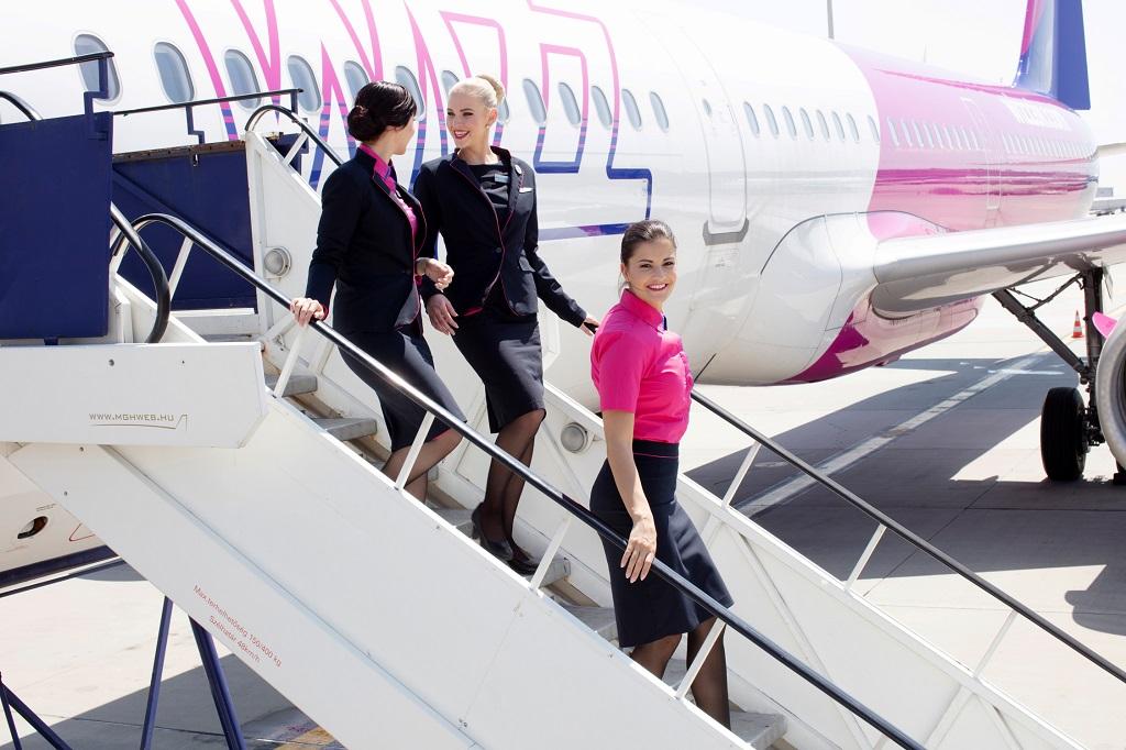 Wizz Air - Cabin - Cabin Crew - Flyvertinner - Flyverter
