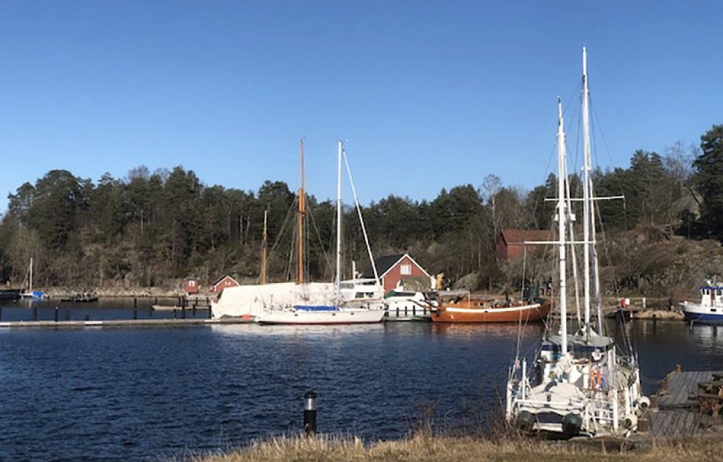 Redningsselskapet -Oscarsborg småbåthavn - Oslofjorden