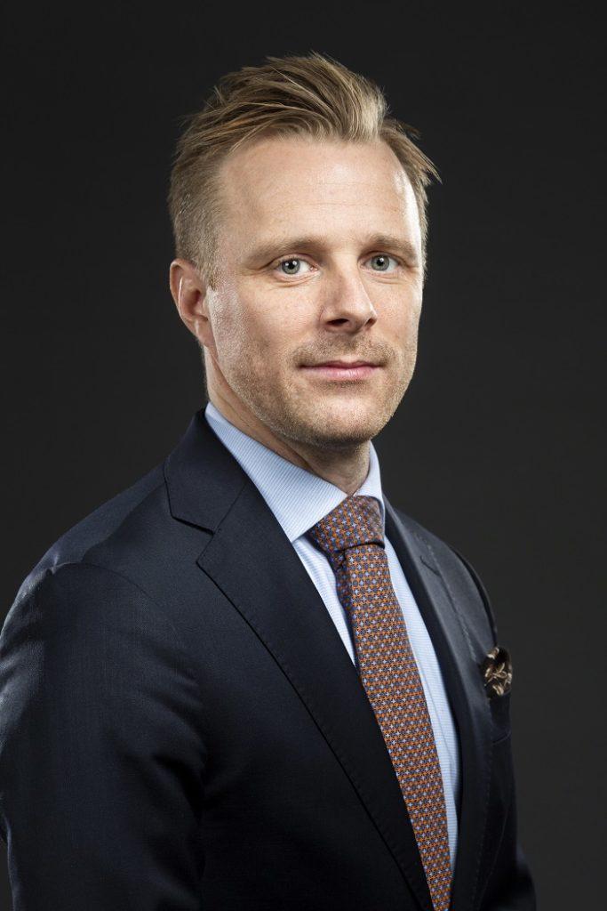 Christian Deresjö - Nordensjef - Qatar Airways
