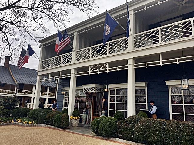 The Inn at Little Washington - Restaurant - Washington - Virginia - USA