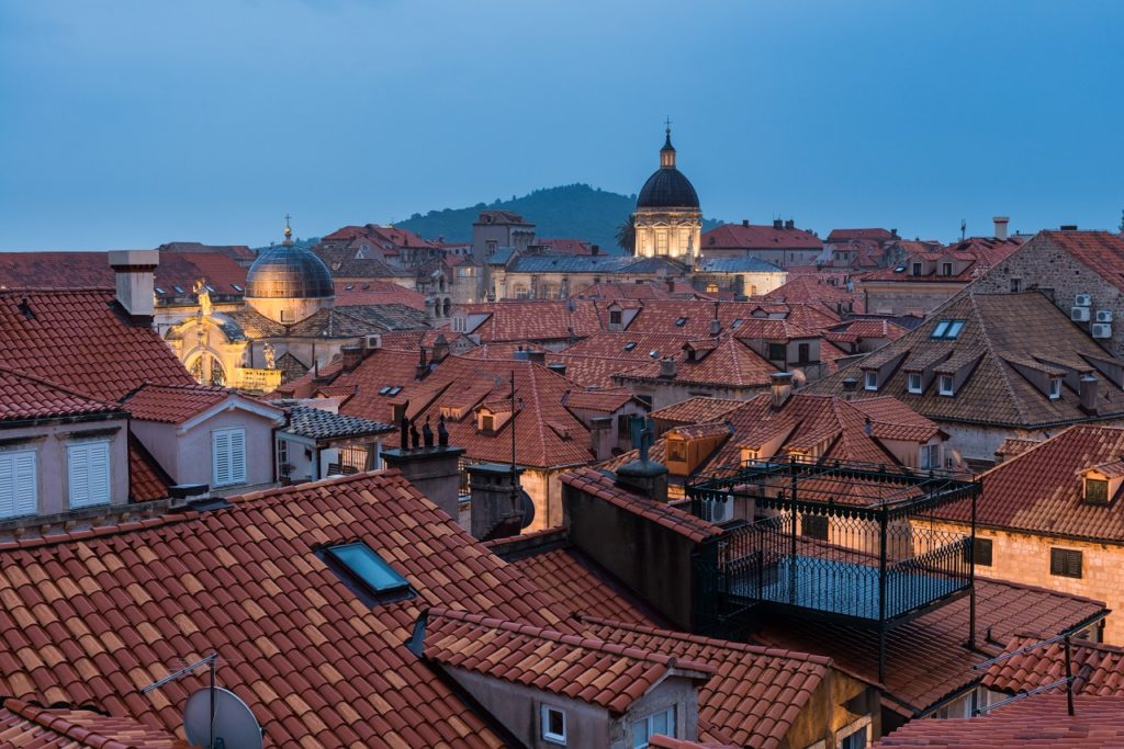 Gamlebyen - Dubrovnik - Kroatia
