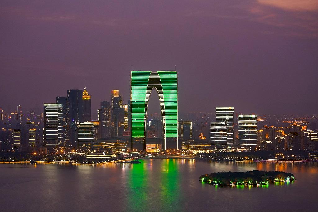 Porten til Orienten - Suzhou - Kina - St. patricks day - 2020- Irland - Nasjonaldag