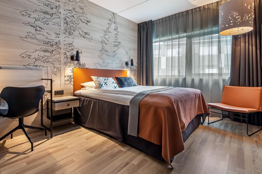 Quality Airport Hotel - Gardermoen - Standard rom