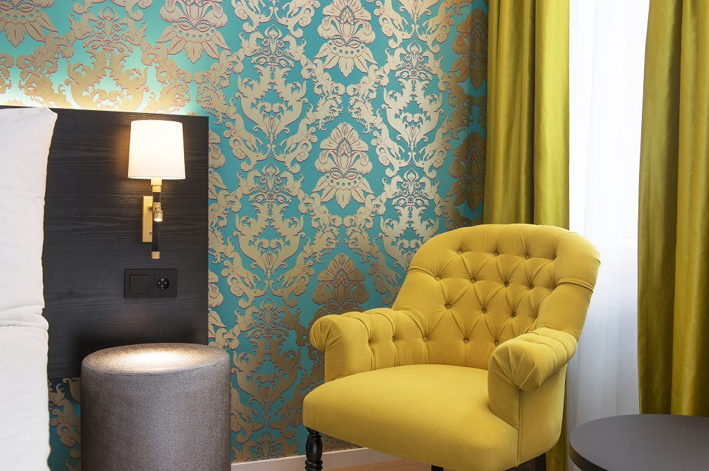 Romdetalj - Thon Hotel Rosenkrantz Bergen