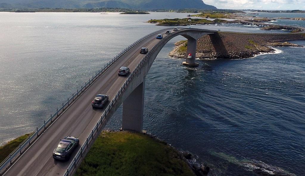 Elbil - Atlanterhavsveien - Møre og Romsdal - NAF