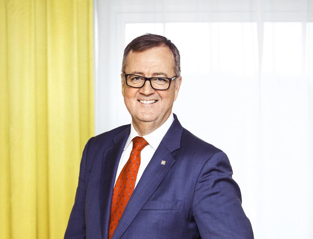 Morten Thorvaldsen - konserndirektør - Thon Hotels