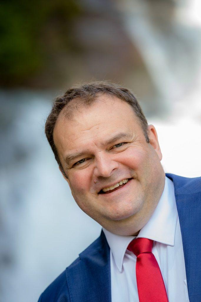Roald Aga Haug - Ordfører - Ullensvang Kommune - Hardanger