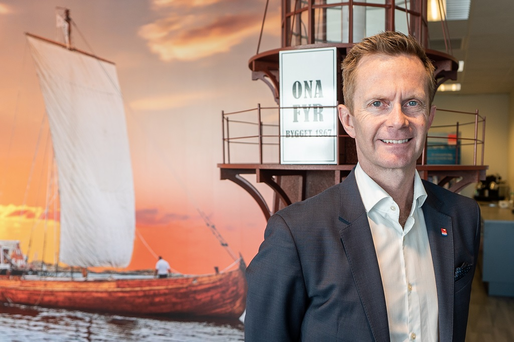 Stephen Meinich-Bache - Direktør - Classic Norway Hotels