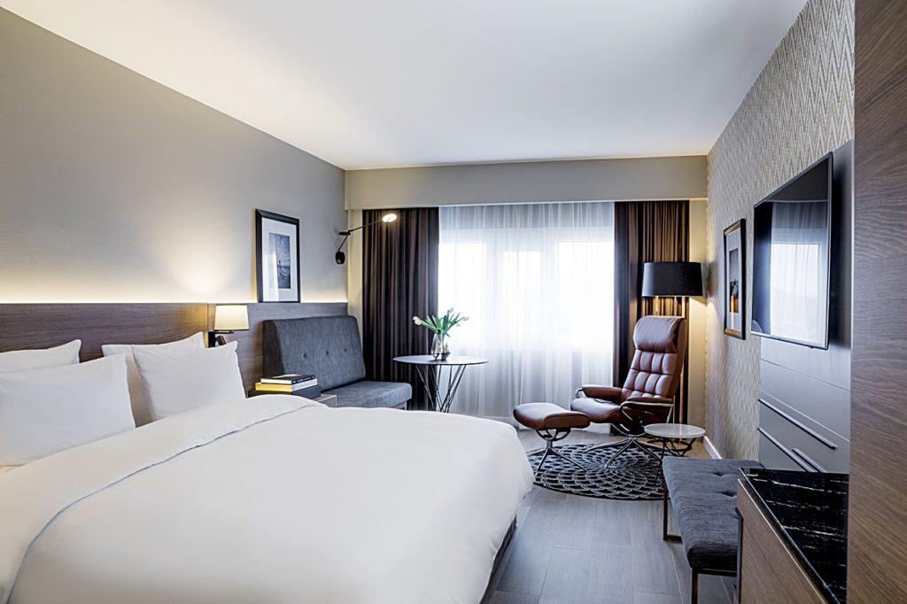 Radisson Blu Plaza - Hotell - Oslo