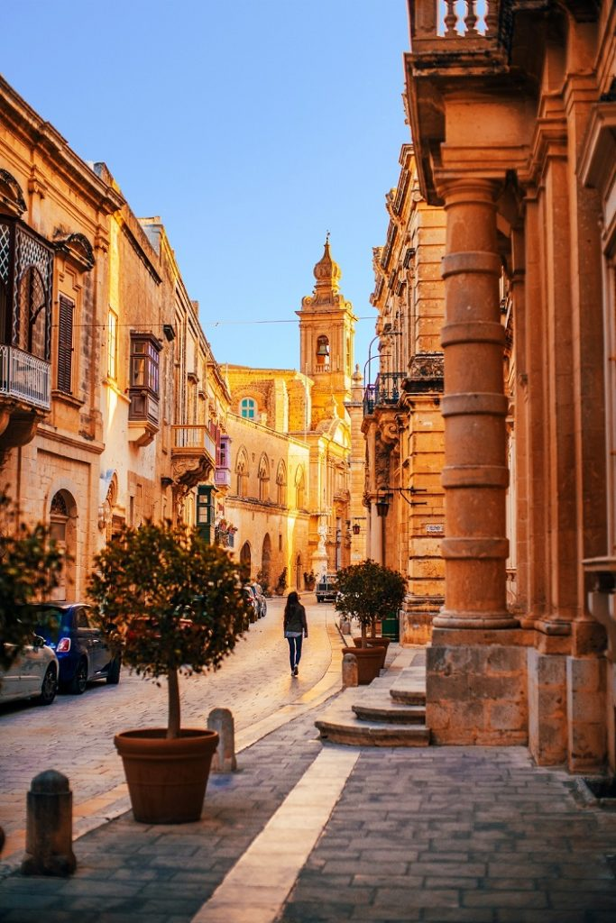 Mdina på Malta
