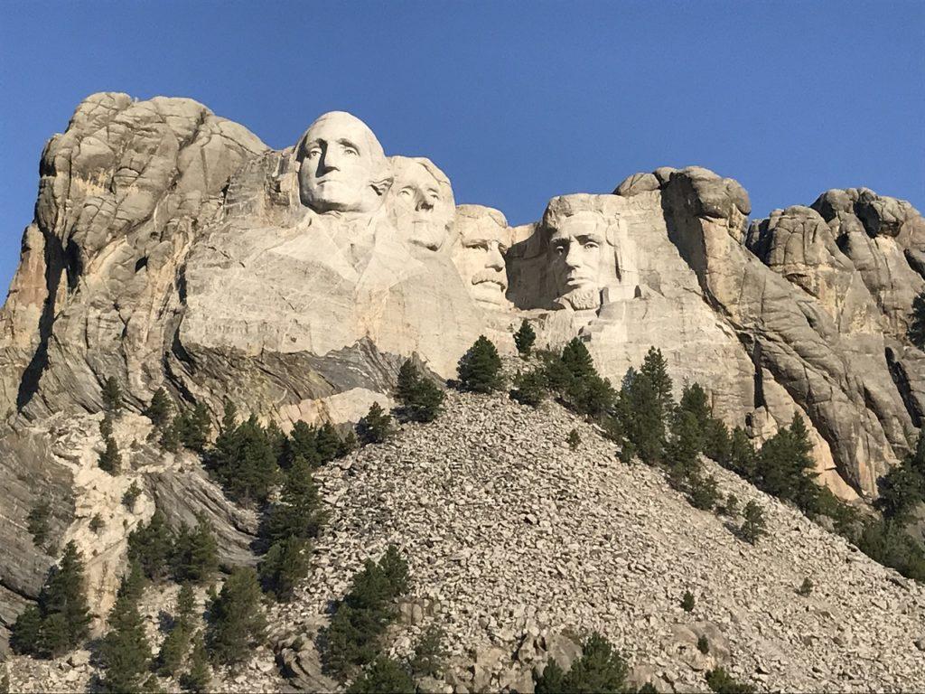 Mount Rushmore - Presidenter - Sør-Dakota - USA