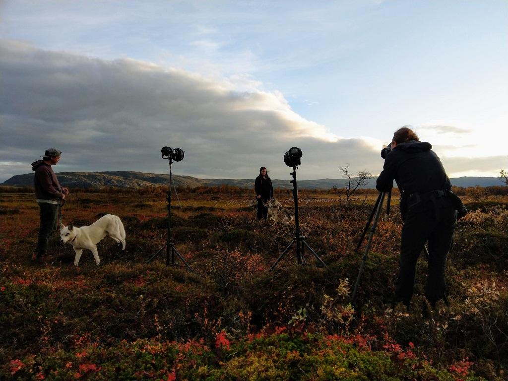 FotoKnoff - Ragne Smuk - Portrettfotografering på Finnmarksvidda