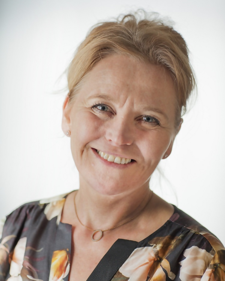 Solrun Hjelleflat - konsernsjef Visit Flåm