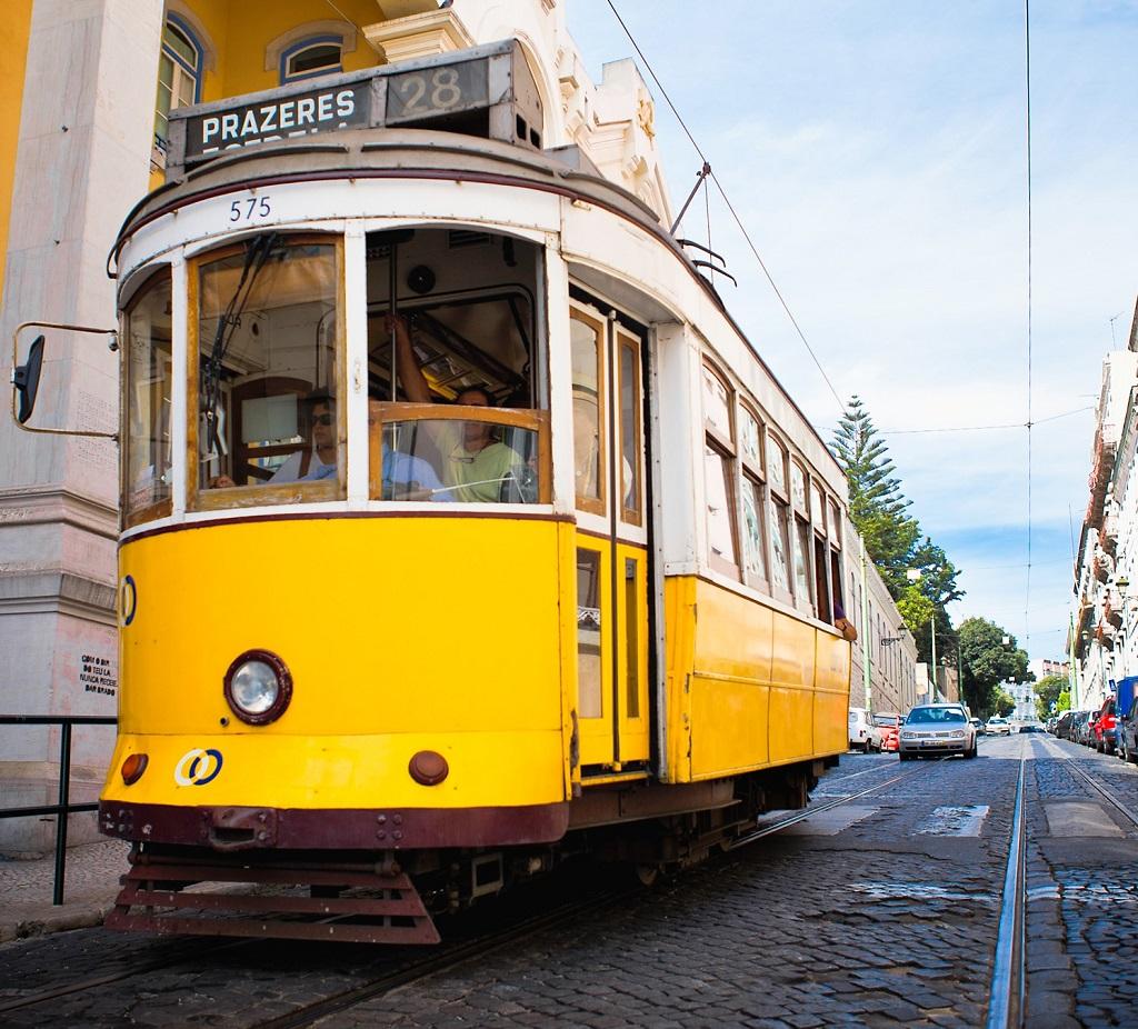 Trikk 28 - Lisboa - Portugal