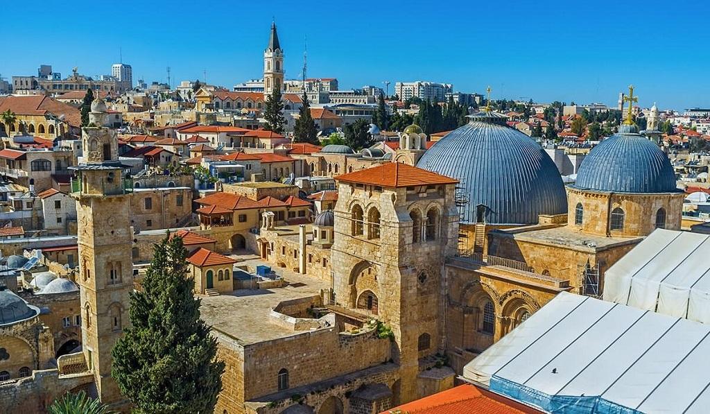 Jerusalem - Israel - Oversikt