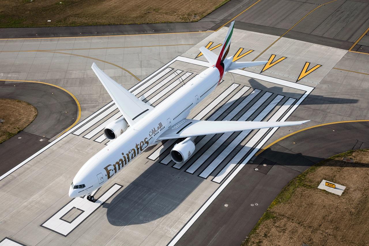 Emirates - Boeing 777-300ER