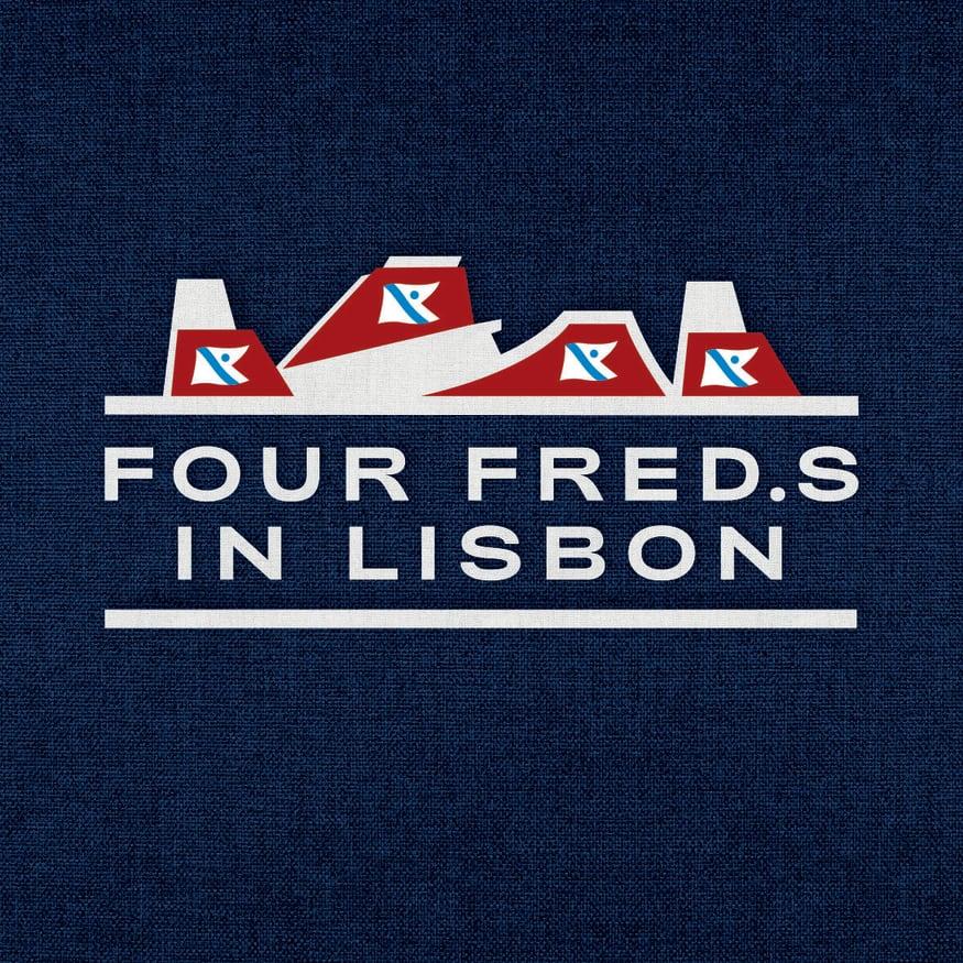 Fred.Olsen Cruise Lines - Four Freds in Lisbon - Flåtegjenforening - 2021