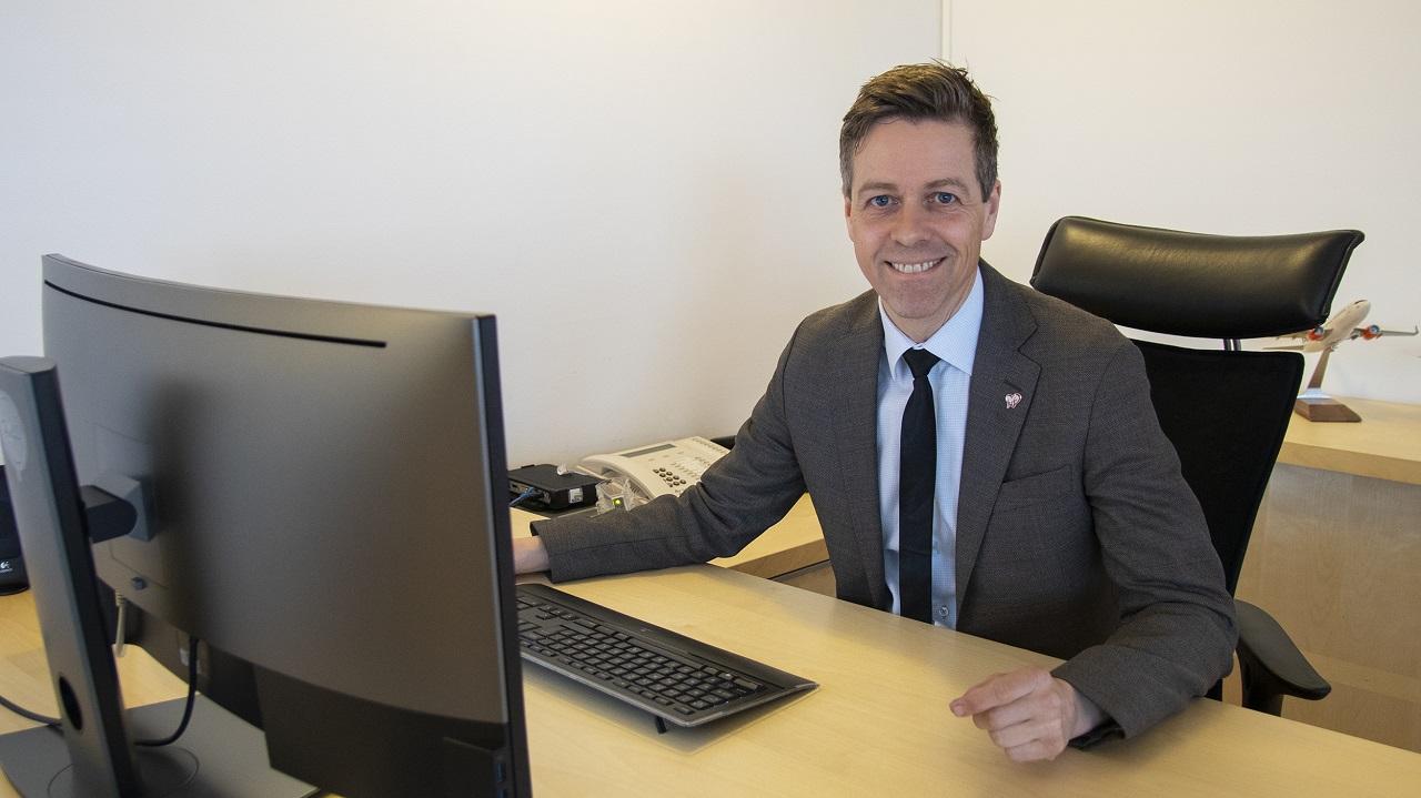 Knut Arild Hareide - Samferdselsminister - 2020