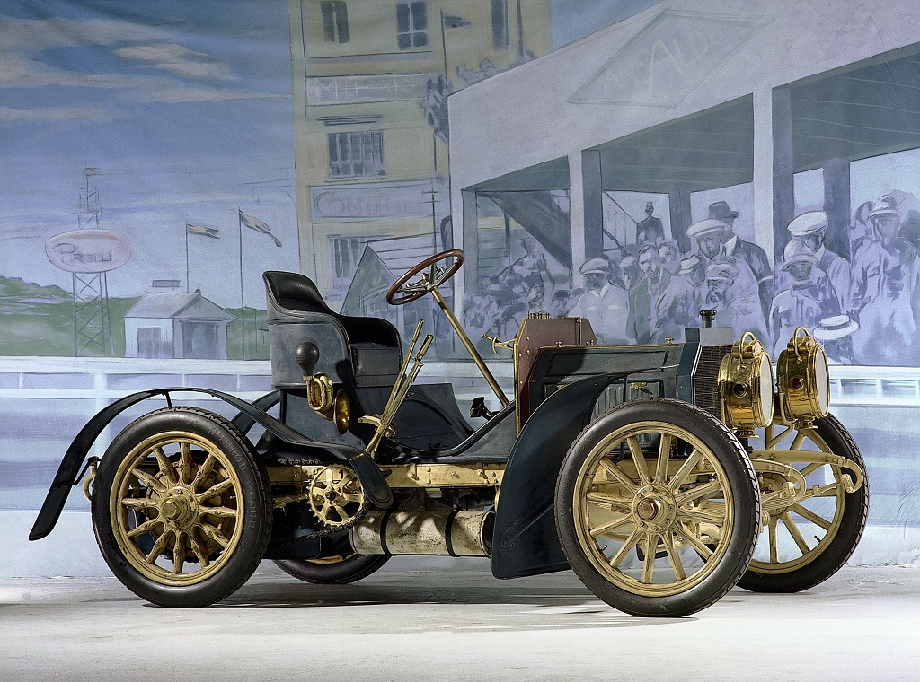 Mercedes-Simplex 40 PS - 1902 - Veteranbil