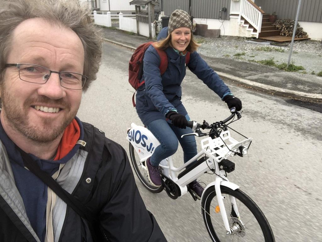NRK -Sykkelsommer 2020 - Thomas Hellum - Ingrid L. Olderbakk