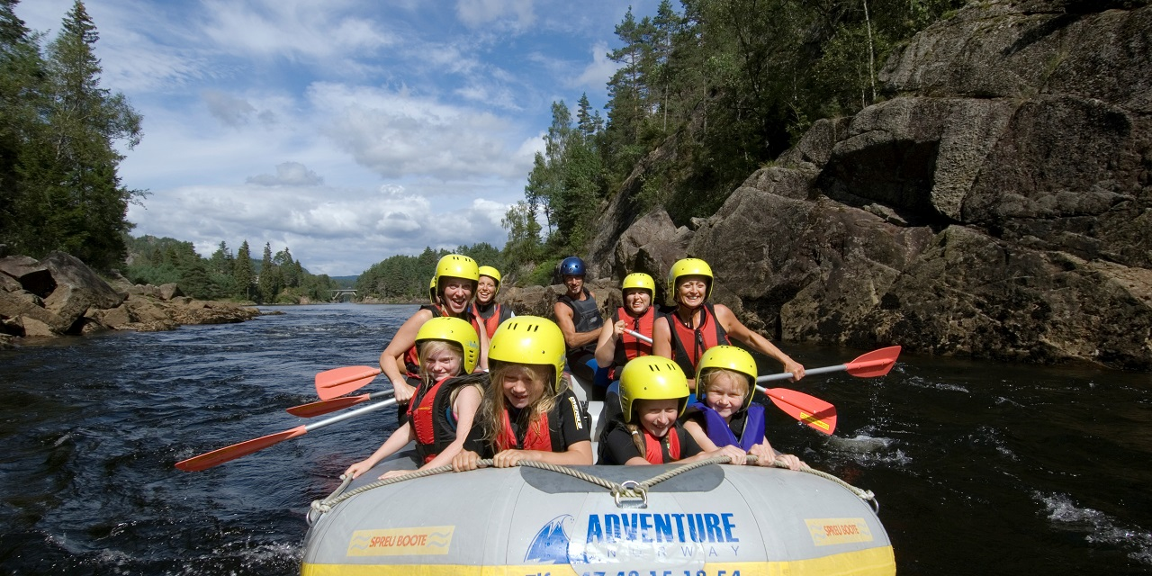 Rafting - Friluftsliv - Reiseopplevelser - - Visit Norway