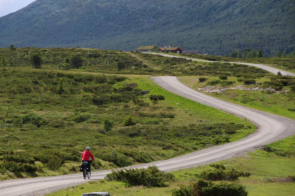 Sykkeltur - Norgesferie 2020 - Norsk Friluftsliv