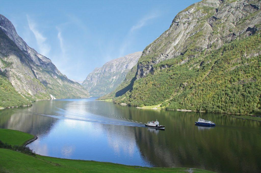 Nærøyfjorden - UNESCO verdensarven - Sogn og Fjordane - Vestland fylke - Visit Flåm