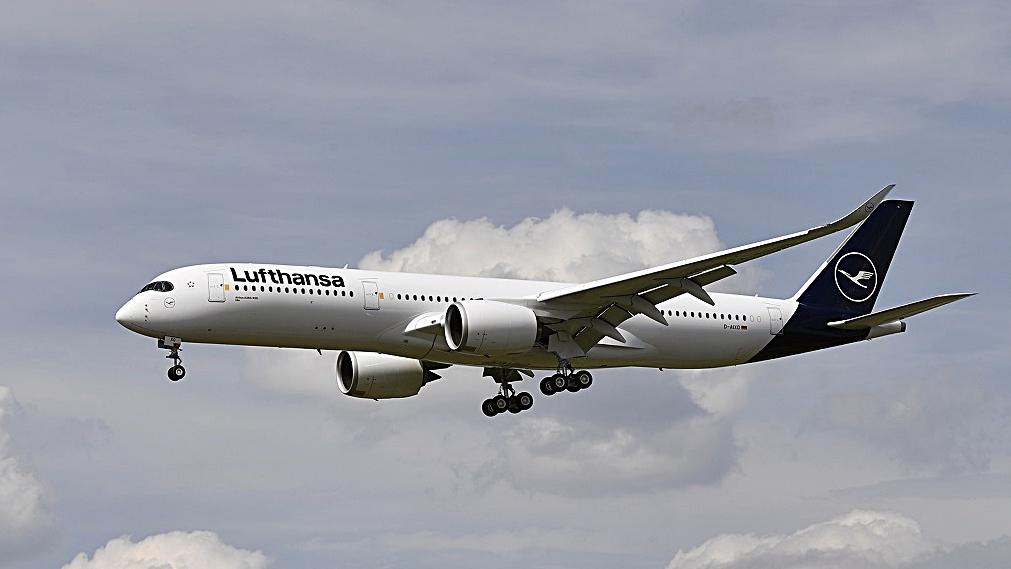 Lufthansa - Airbus A 350 - 2020