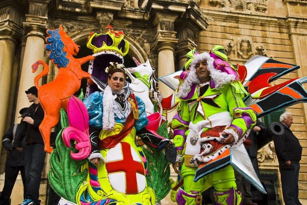 Karneval på Malta