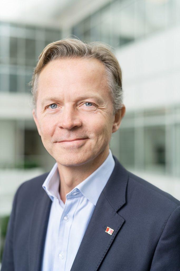 Erik Lewenhaupt - Stena Line - Rederi