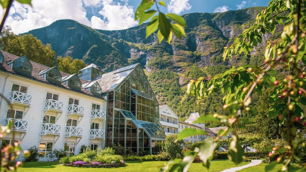Fretheim Hotell - Flåm - Sogn og Fjordane - Vestland - Visit Flåm