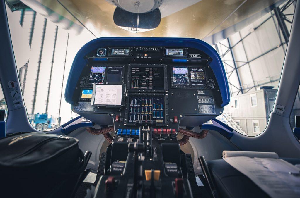 Goodyear Blimp - Luftskip - Zeppeliner - Tyskland -2020