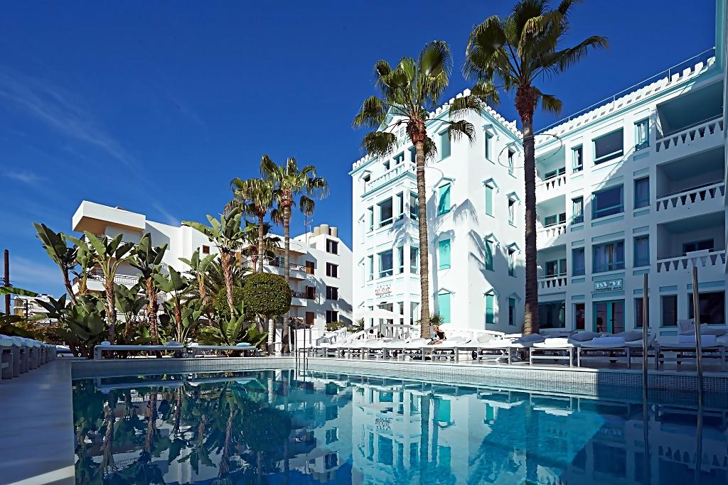 Hotel MIM - Ibiza - Spania - Lionel Messi