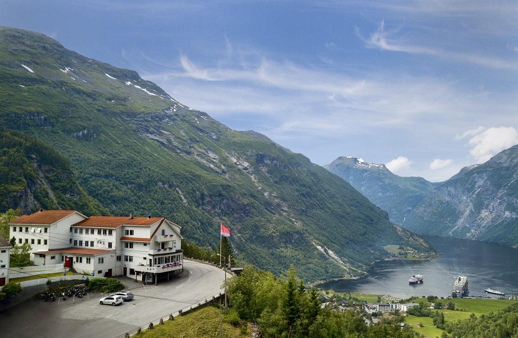 Hotell Utsikten Geiranger- Classic Norway hotels -Christer Olsen