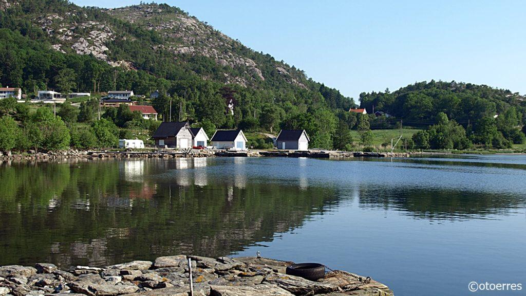 Hervik - Ryfylke - Landlig idyll