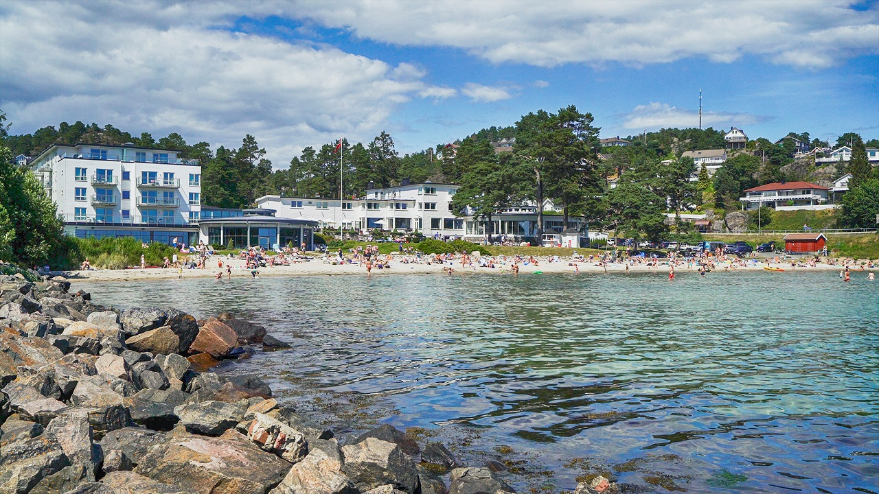 Strand Hotel Fevik - Grimstad - Classic Norway Hotels
