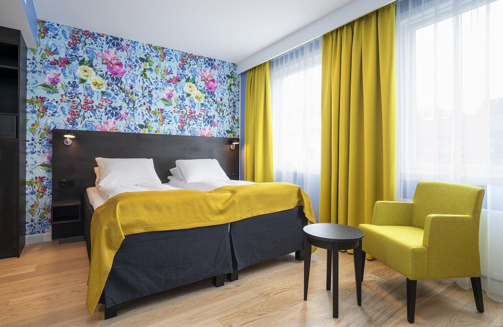 Thon Hotels - Gjesterom - Lekkert design - 2020