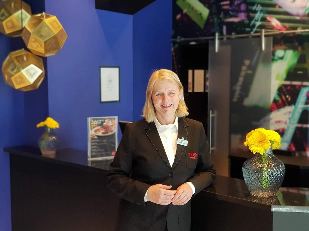Inger Buttingsrud - direktør - Hotel Europa - Oslo - 2020