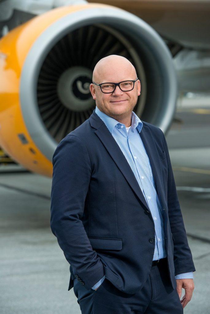 Jan Hessellund - Direktør - Billund lufthavn - Jylland - Danmark