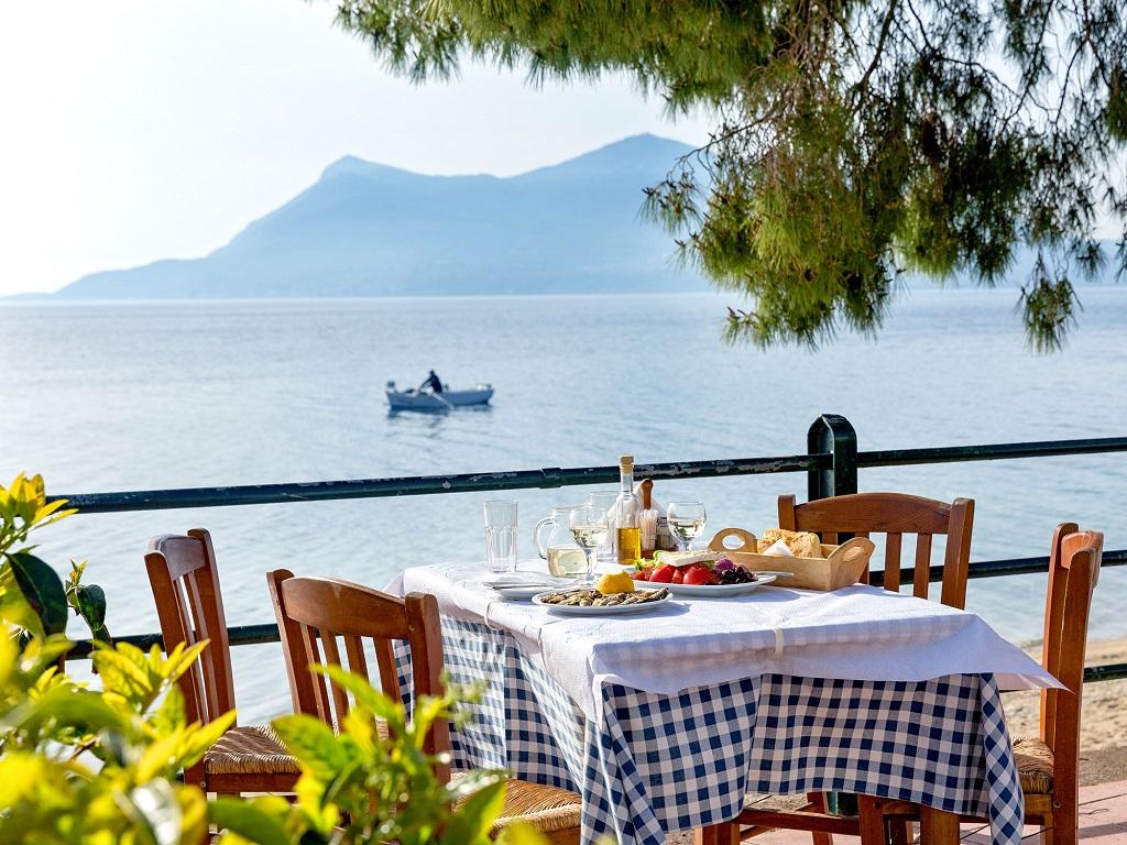 Hellas - Frokostbord - Apollo