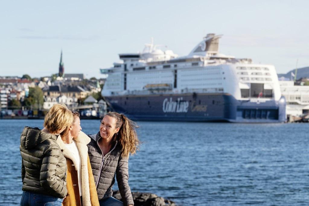 Color Line - Kielferje - Cruiseferje - Oslo - Kiel