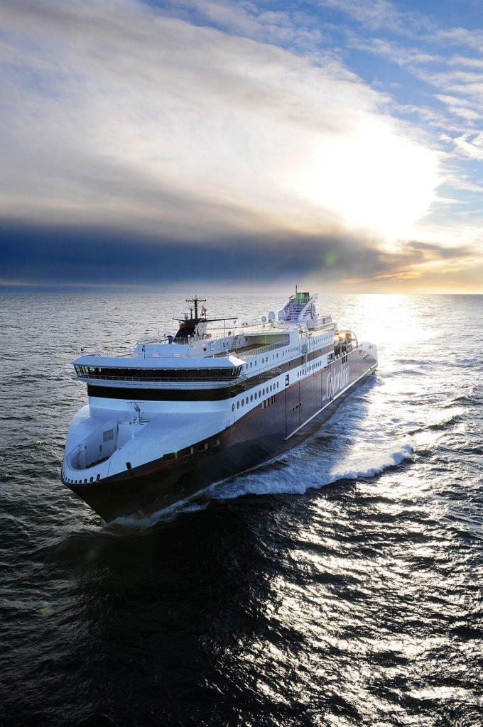 SuperSpeed - Ferje - Danskebåt - Color Line