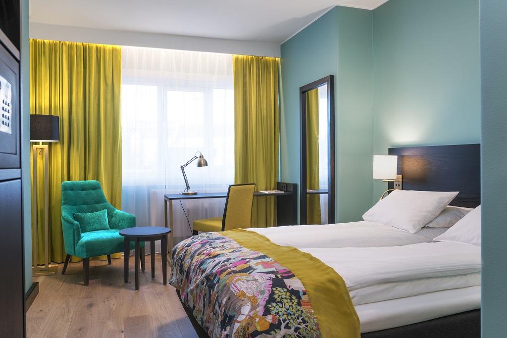 Gjesterom - Thon Hotel Europa - Oslo - 2020