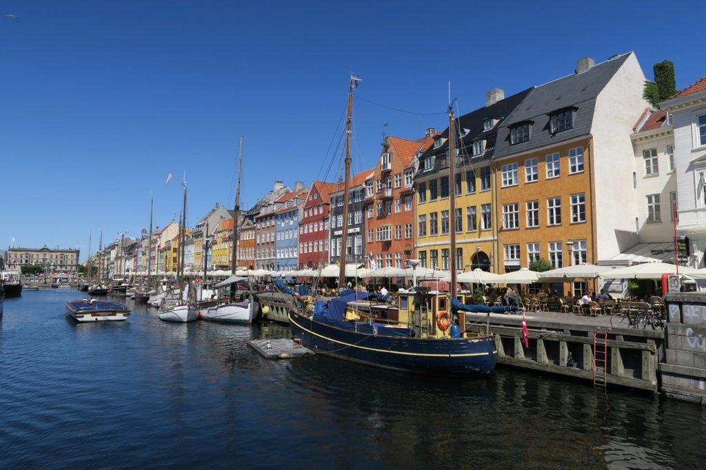 Nyhavn - København - danmark - If - Europeiske