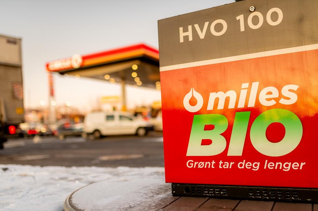 Cirkle K - Bensinstasjon - Miljødiesel - Biodrivstoff - Avgifter - 2020