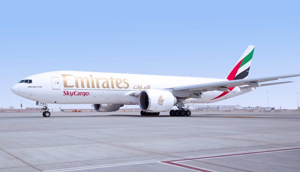 Emirates Cargo - Boeing 777F - Fraktfly