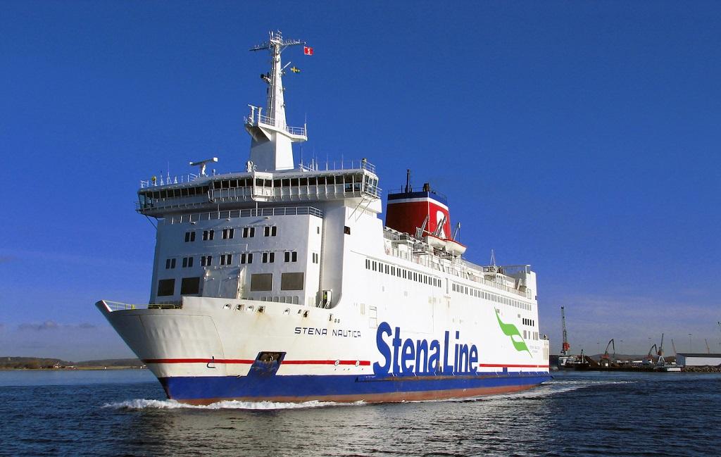 Stena Nautica - Ferje - Stena Line - Sverige