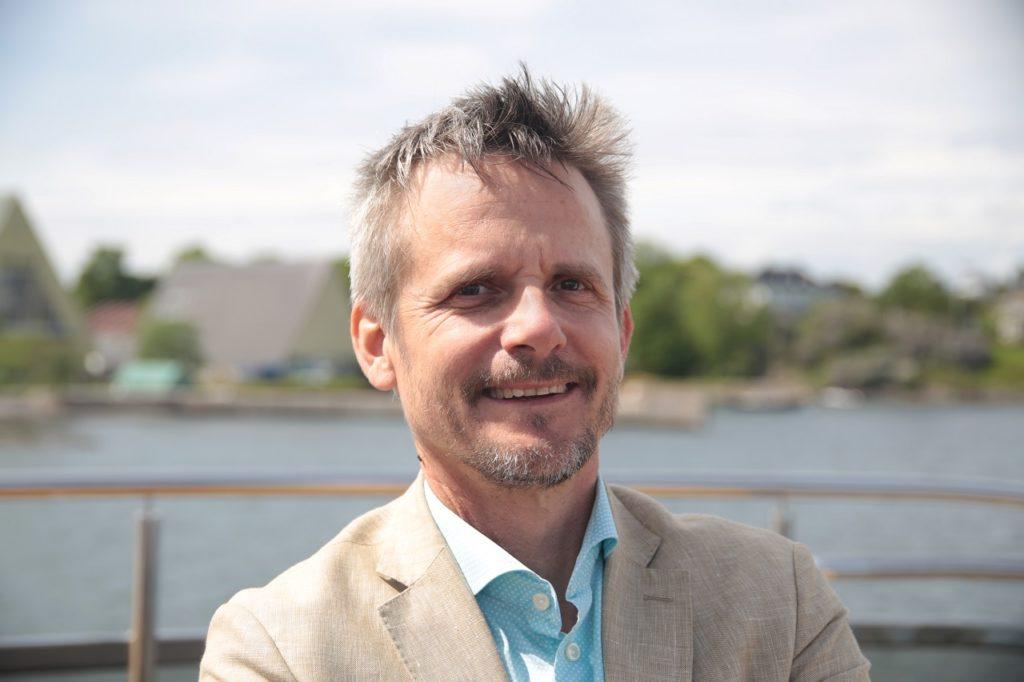 Christian Lunde - direktør - Visit Oslo